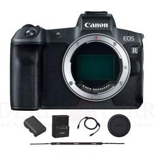 Canon EOS R Mirrorless Digital Camera Body 30.3 MP Full-Frame