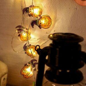 LED-String-Garland-Lights-Battery-Halloween-Garden-Christmas-Tree-Decoration