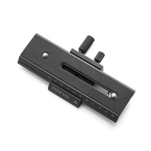 Fotofans LP-01 Macro Focusing Focus Rail Slider UK Seller