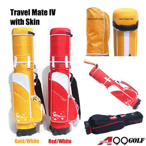 A99 Golf Travel Mate Iii Travel Hard Case Hybrid Cover