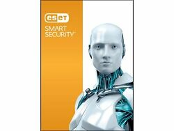 ESET Smart Security 2014 Software - 1 PC (CD Sleeve)