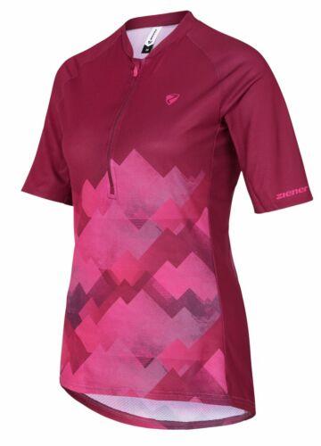 violet 199120 958 Maillot EDLA Lady shirt Ziener femmes-CYCLISME-BIKE-Vélo