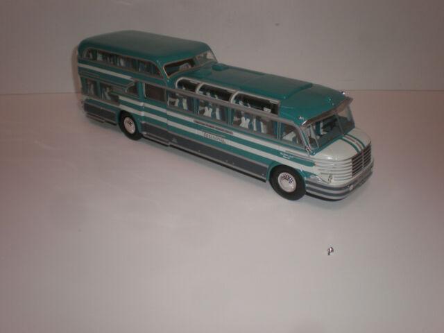 Krupp Sw O 480 Autobus 1951 Green White NeoScale 1:43 NEO46615 Model