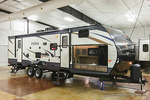 Bunkhouse Travel Trailers With Outdoor Kitchens Dandk