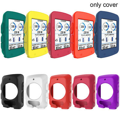 For Garmin Edge 520 Shockproof Protective Bike Accessories Silicone Cover Case.