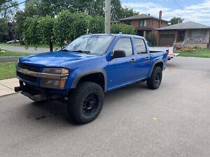 Chevy Colorado 4x4