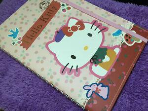 Hello Kitty дневник путешествия тетрадь эскиз работы журнал с сумка подарок  ежедневник новый   eBay