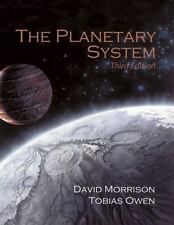 The Planetary System by Tobias C. Owen and David Morrison (2002, CD-ROM /...