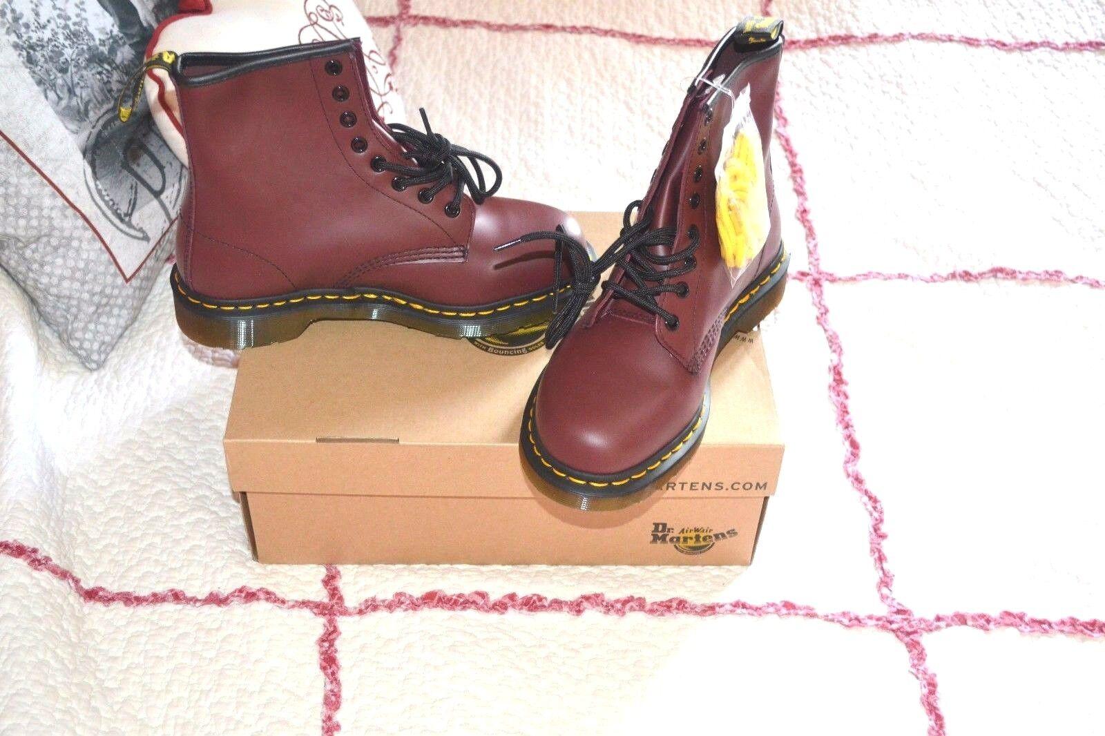 Chaussure neuve dr martens 39 tout cuir rouge rouge rouge sublime  mondial possible 8c9622