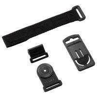 Fluke Toolpak Meter Hanging Kit W/ 9 Hook & Loop Strap W/ Hanger Clip By Fluke