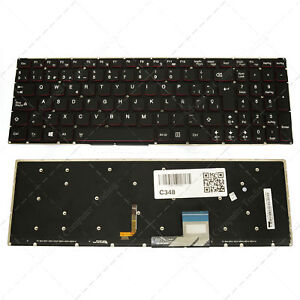 Teclado-para-portatil-LENOVO-IDEAPAD-Y50-70-No-Frame-With-Black
