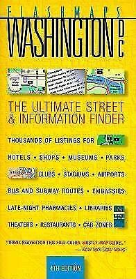 Flashmaps Washington D.C.: The Ultimate Street & Information Finder (Fodor's Fl