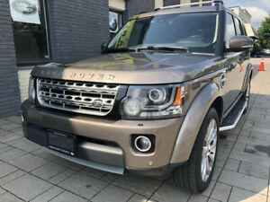 2015 Land Rover LR4 4WD 7 SEATER