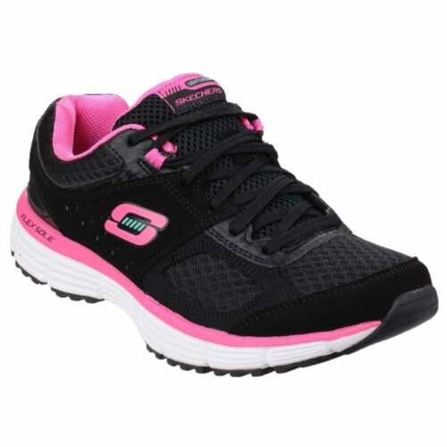 Chaussures Perfect 37 36 Skechers Js54 Rose 4 Eu Fit Noir chaud Entraîneur Uk YxqH1