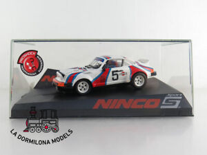 NINCO-50527-PORSCHE-911SC-MARTINI-5-Limited-Edition-NUEVO-A-ESTRENAR