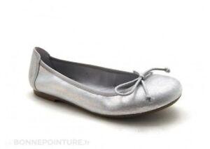 Argent Neuves Cuir Fille Acebos Chaussures qIFwpnx