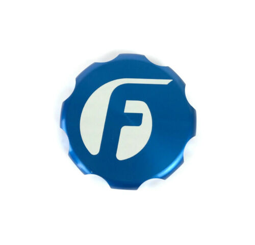 Blue fpeFPE-OC-CR-F Fleece Performance 03-20016 Cummins Billet Oil Cap Cover