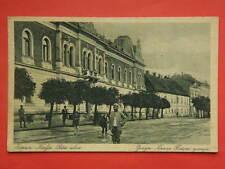 ZEMUN Belgrado Serbia vecchia cartolina old postcard