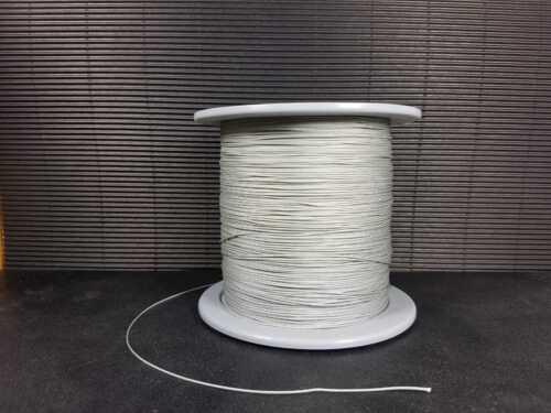 Spannschnur Schnur für Plissee Rollo jalousien 1 mm Grau 15 m