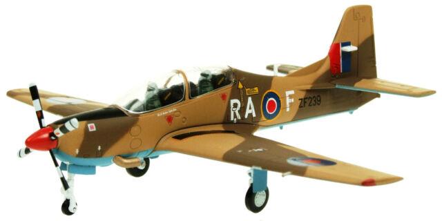 AVIATION72 AV7227002 RAF DISPLAY TEAM 2013 SHORT TUCANO ZF239
