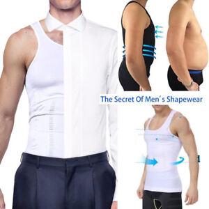 Men-Body-Shaper-Slimming-Shirt-Compression-Vest-Elastic-Sculpting-Slim-Shapewear