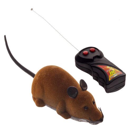 Elektrisches Hunde Katzenspielzeug Maus Ratte für Haustiere zur Beschäftigung Katzen