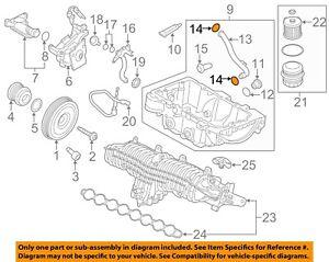 [NRIO_4796]   VOLVO OEM 2016 XC90 Turbocharger Turbo-Oil Outlet Tube O-ring 31251439 |  eBay | Volvo Xc90 Turbo Engine Diagram |  | eBay