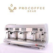 Wega Polaris 3 Group Commercial Espresso Machine Chrome