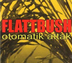 Flattbush-Otomatik-Attak-2010-CD-Digipak-New-amp-Sealed