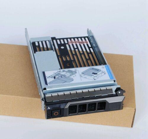 """NEW 3.5/"""" Tray Caddy 2.5/"""" Adapter Bracket For Dell 9W8C4 Y004G F238F R730 R530"""