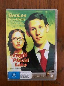 The-Rage-In-Placid-Lake-DVD-Region-4-LIKE-NEW-Ben-Lee-Rose-Byrne