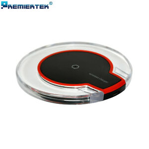 Qi Wireless Charger Charging Pad for iPhone XS/Max/XR/8/Plus Galaxy Note 9/S9/S8 813538015916