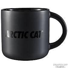 Black 5273-024 Arctic Cat Coffee Mug
