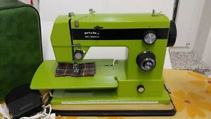 Nähmaschine Privileg Modell 222 aus Nachlass - Farbe: grün - Unterensingen, Deutschland - Nähmaschine Privileg Modell 222 aus Nachlass - Farbe: grün - Unterensingen, Deutschland