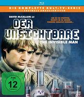 Blu-ray * DER UNSICHTBARE - DIE KOMPLETTE SERIE # NEU OVP §
