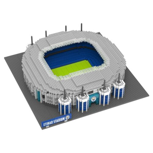 Manchester City 3D Stadion BRXLZ Baukasten Konstruktion Puzzle Kit Fußball