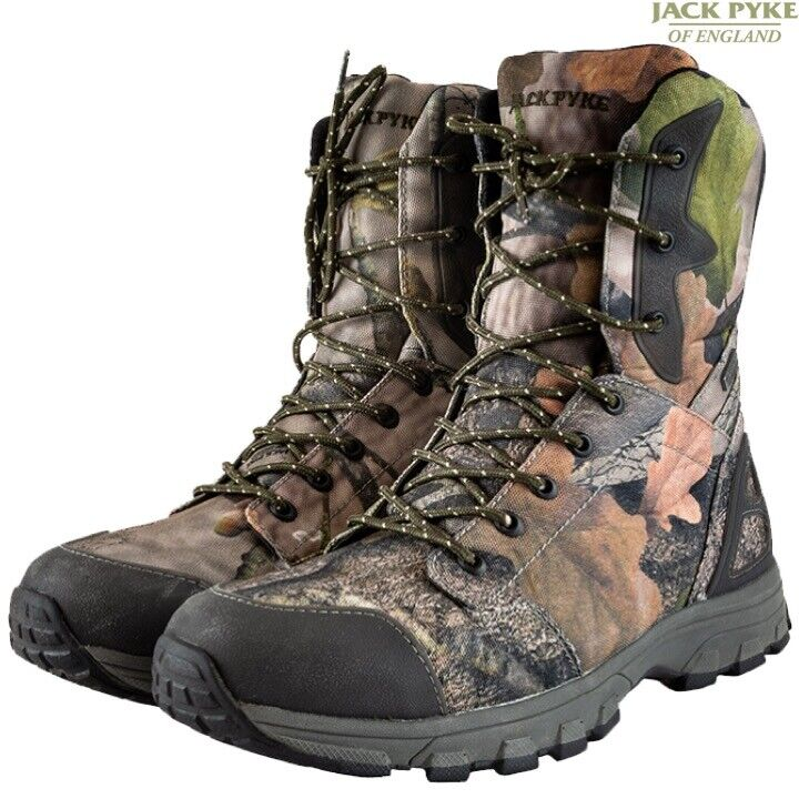 Buchse Pyke Herren Tundra Stiefel 2 Evo Tarnung Thinsulate Wasserfest Leicht