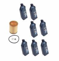 Bmw E60 E80 E90 Genuine 7-quarts 5w30 Synthetic Motor Oil & 1-oil Filter on sale