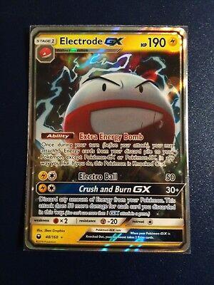 Electrode GX CELESTIAL STORM Sun /& Moon ULTRA RARE 48//168 Pokemon Card NM//MT