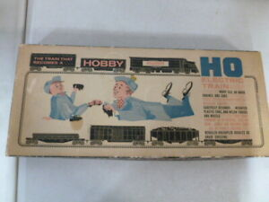 All-State-HO-Electric-Train-Set-New-York-Central-HO-Scale
