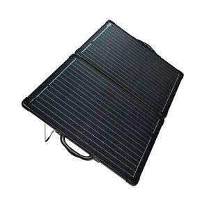 enjoysolar®ultrallight Solarkoffer Stromversorgung faltbare Solarmodule 100/120w