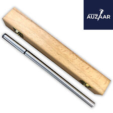 2mt Lathe Mandrel Alignment Test Bar Mt2 Shank En31 11 18 Inch 283mm Wooden Box