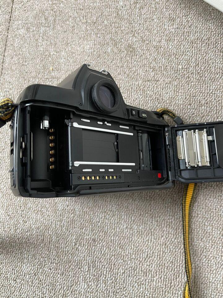 Nikon, F- 801, spejlrefleks