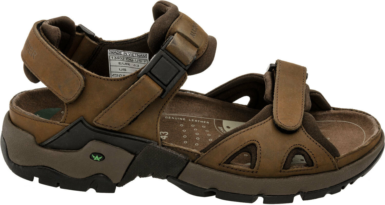 Allrounder by Uomo Mephisto Alligator marrone Waxy Comfort Sandal Uomo by 40-48 NEW!!! 949f6f