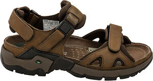 69293182236 Image is loading Allrounder-by-Mephisto-Alligator-Brown-Waxy-Comfort-Sandal-
