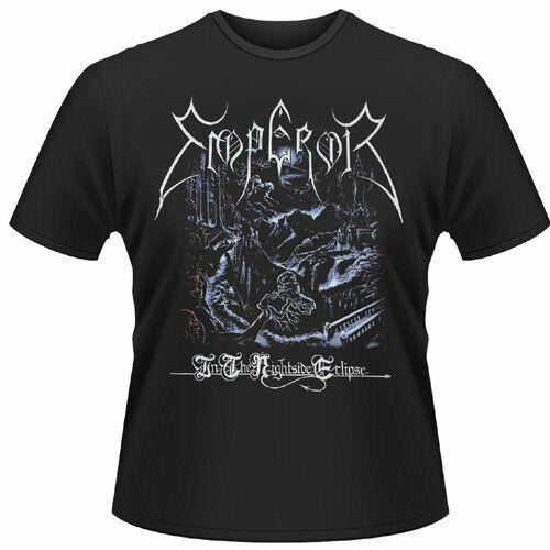 Plastic Head Emperor In The Nightside Mens T-Shirt Black Large