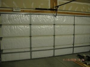 garage door insulation kitsNASA TECH Reflective White Foam Core Garage Door Insulation Kit 8L