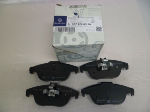 Genuine Mercedes-Benz C-Class W204 Rear Brake Pads A0074208520