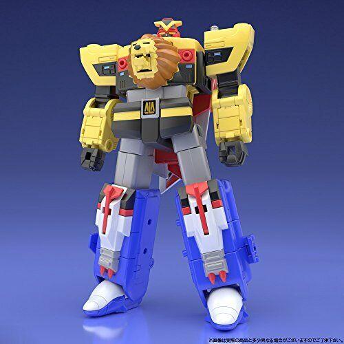 BANDAI súper minipla vivo 3 piezas Choujuu Sentai Liveman robo Kit plástico modelo