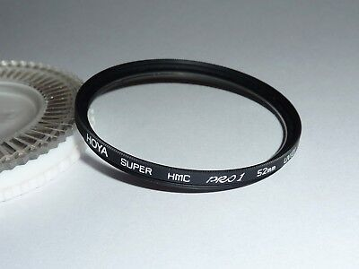 52mm UV Filter /& Objektivdeckel lens cap mit 52mm Einschraubanschluss